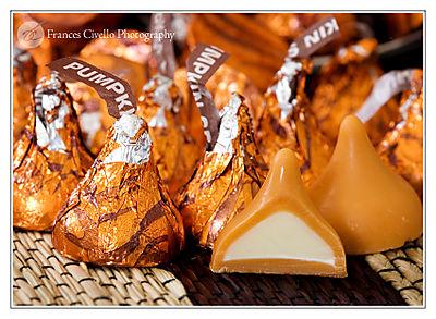 kisses they taste like pumpkin pie all cinnamon and nutmeg and pumpkin ...