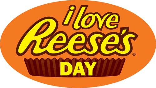 I Love Reese's Day Logo