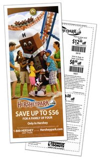 Hershey park coupon code