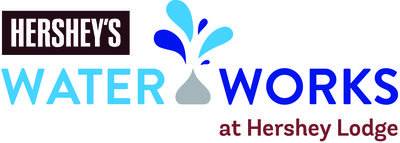 Hershey's Water Works at Hershey Lodge Logo