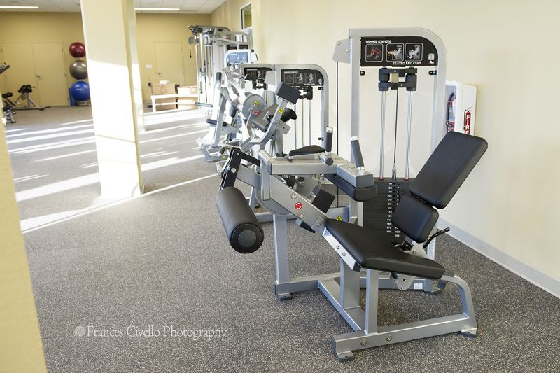 FitnessCenterPress